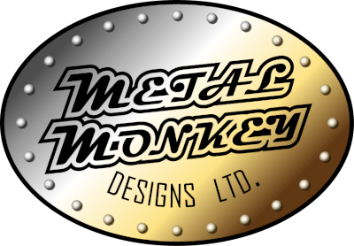 Metal Monkey Designs